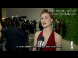 Evan Rachel Wood Flaunts Amazing Post-Baby Body, Talks About Joys of Motherhood (rus sub)